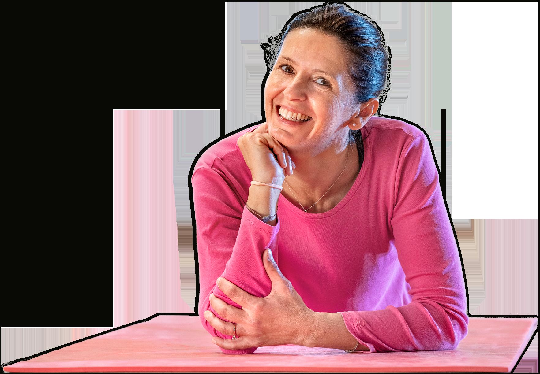 Irene insegnante di pilates certificata