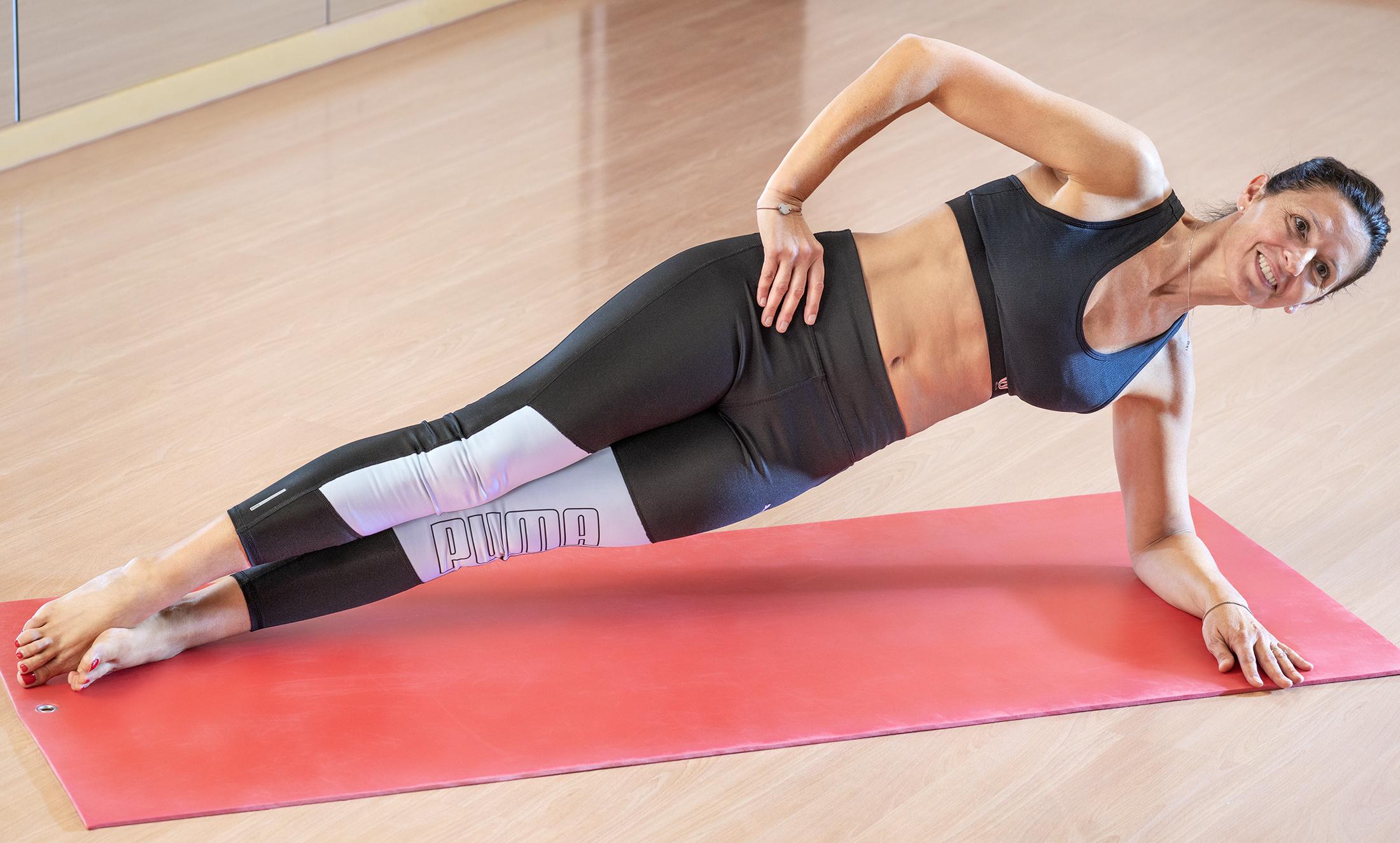 Lezione personal pilates